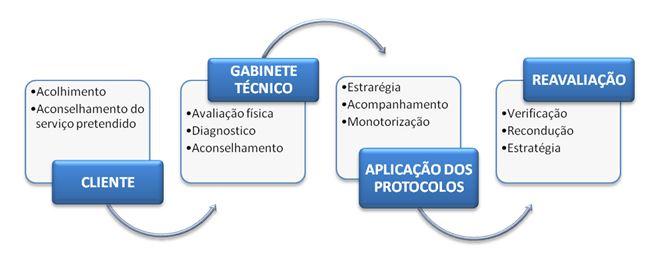 Estrutura Funcional do Serviço