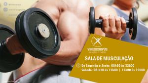 sala musculação